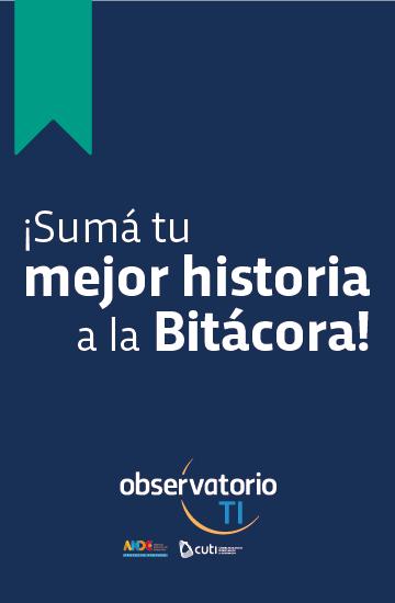 ¡Sumá tu mejor historia a la Bitácora!