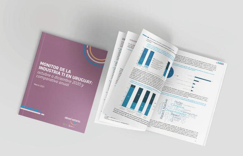 Monitor de la Industria TI: Diciembre 2020 y comparativo anual